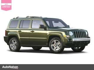 Used 2008 Jeep Patriot 4WD 4dr Sport for Sale in North Richland Hills, TX
