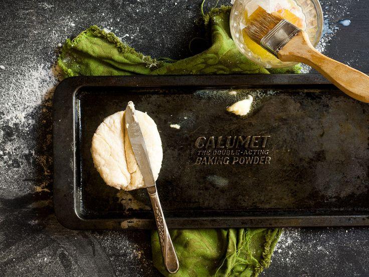 Calumet Parker House Rolls on TheHistoryKitchen.com #vintage #recipe