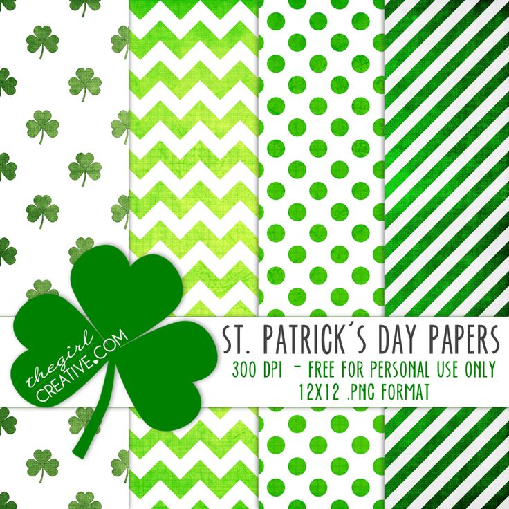 25  best ideas about shamrock clipart on pinterest