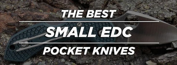 The Best Small Pocket Knives | Knife Informer