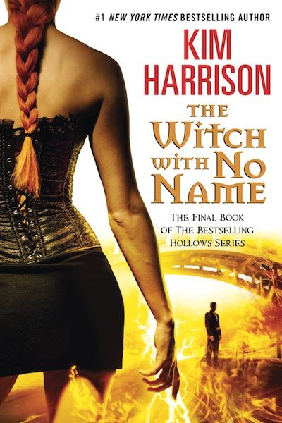 The Witch With No Name, the 13th and last Hollows book