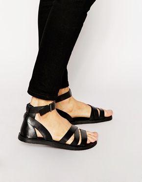 ALDO Amateur Leather Gladiator Sandals