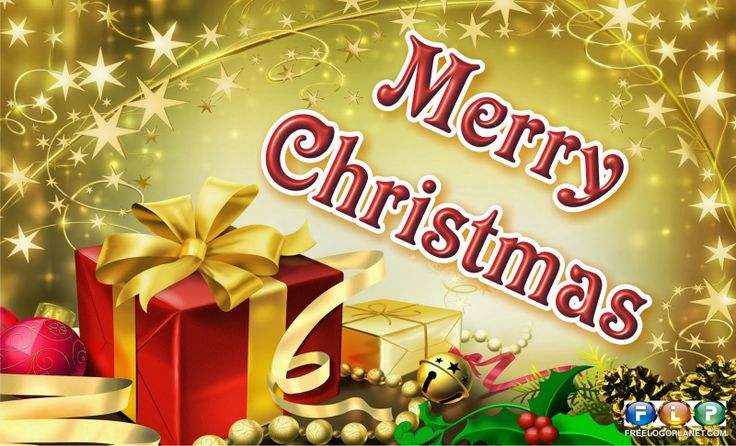 Merry Christmas Background - HD Wallpapers Blog