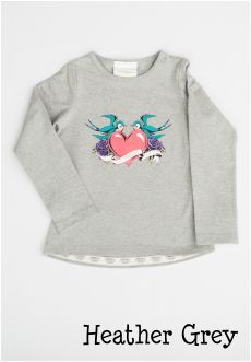 Peekaboo Beans - One Love Tee | playwear for kids on the grow! | Shop at www.peekaboobeans.com #pbbeanshugsandkisses