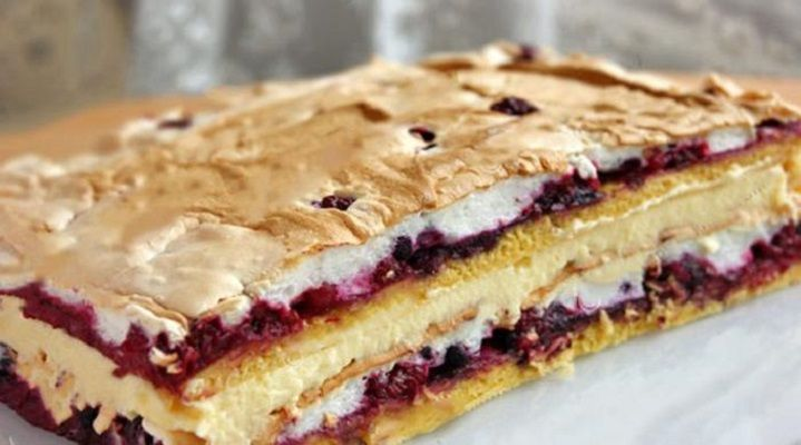 Полски пай Госпожа Валевска Невероятно вкусен сладкиши!