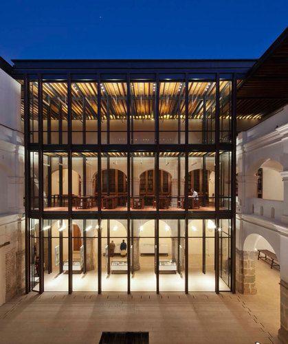 Taller de Arquitectura Mauricio Rocha — Centro Académico y Cultural San Pablo, Fundación Alfredo Harp-Helú