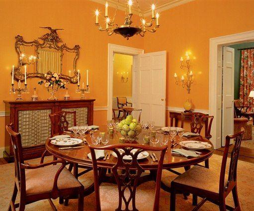 81 best orange dining room images on pinterest   orange dining