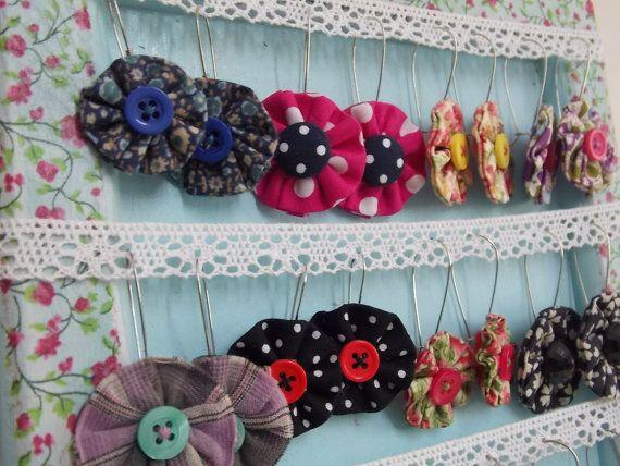 Unique handmade earrings Enjoy summer. In several by FromIrene, €8.00