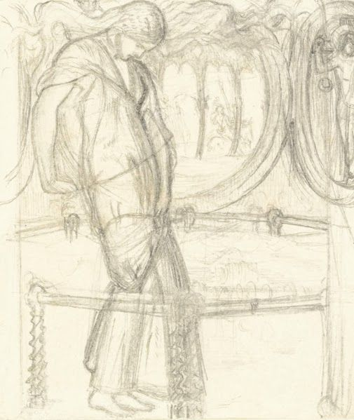 a review of william holman hunts the lady of shalott In moxon's 1857 edition of tennyson's works, illustrated by william holman hunt and dante gabriel rossetti, holman hunt depicted the moment when the lady turns to see lancelot in the background of the illustration, holman hunt juxtaposes the window facing lancelot with a painting of christ's crucifixion according to.