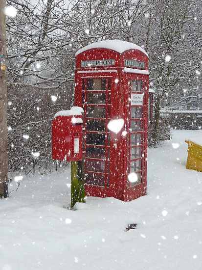 Winter in England                                                                                                                                                                                 More