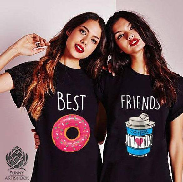 Best Friends t shirts design Fancy T shirts | Best friend