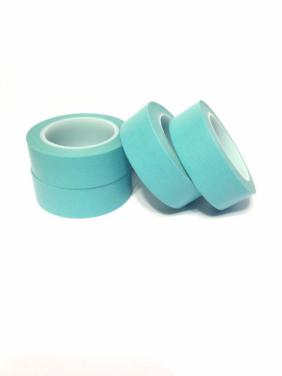 Günstiges Washi Tape : washi tape washi and aqua on pinterest ~ Michelbontemps.com Haus und Dekorationen