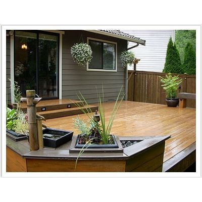 59 best images about entrance deck on pinterest 2 step for Platform deck plans