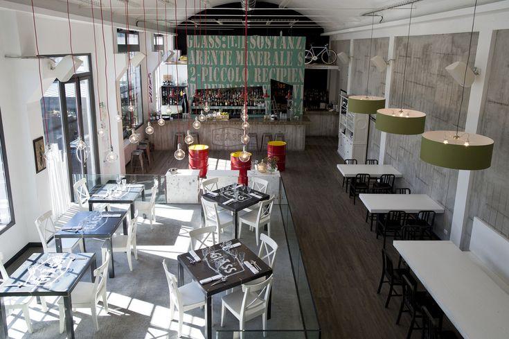 17 migliori idee su ristorante industriale su pinterest for Arredamento rustico industriale