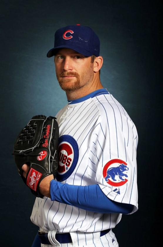 Ryan Dempster. One of my favorite Cubs .