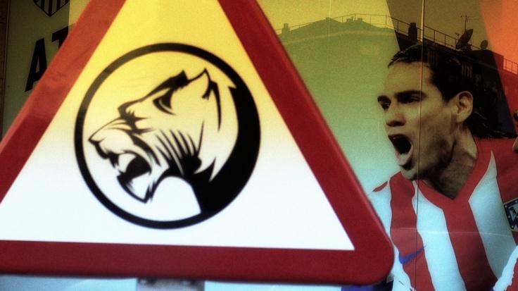 Bienvenidos al Calderón, la casa del Tigre, un Tigre de oro. Haz click para ver el vídeo.
