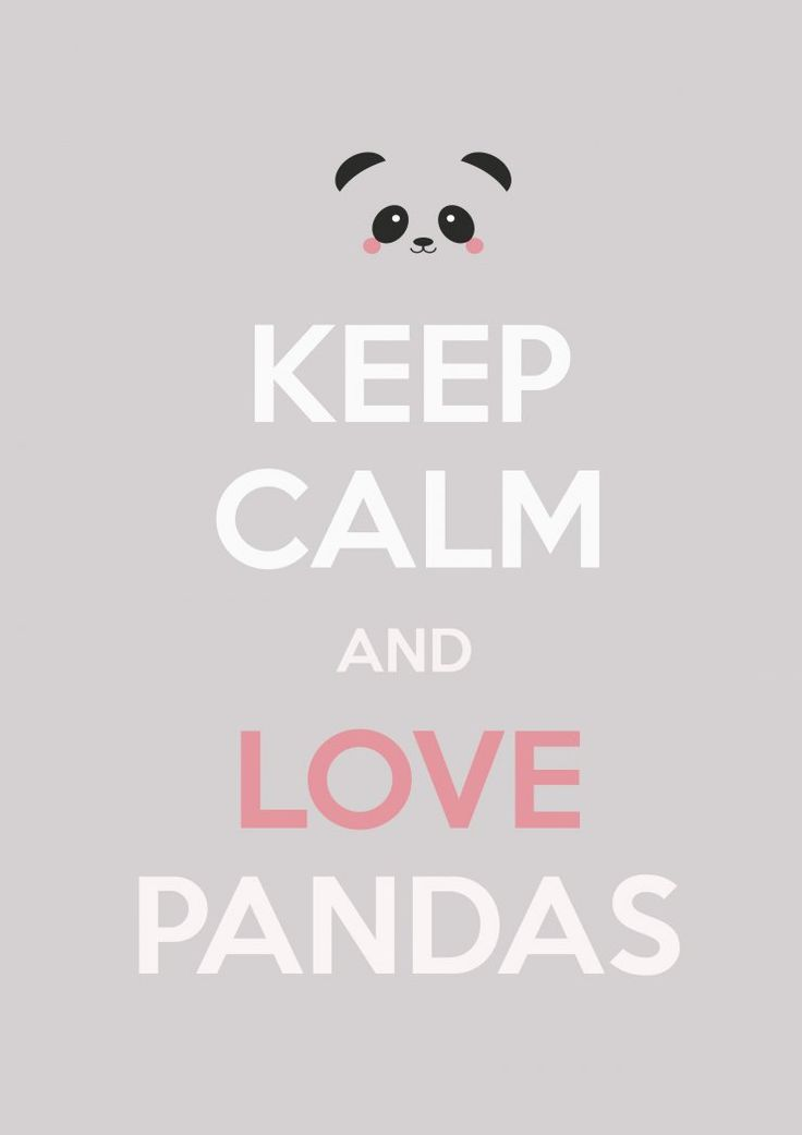 mommo design: PANDA LOVE - free printable