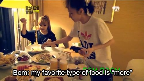 I'm too much like Bom it hurts