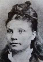 Clara Blinn (1847–1868) was a white settler who, with her two-year-old son Willie, was captured by Cheyenne indians in October 1868 in Colorado Territory during an attack on the wagon train in which she and her family were traveling.