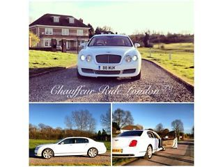 Bentley Flying Spur £250 / Bentley Arnage £200 / Wedding Car Hire London / Rolls Royce / Prom Car H Walthamstow Picture 1
