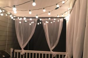 These ideas will transform your tiny balcony into an irresistible retreat you'll never want to leave.: Get Curtains