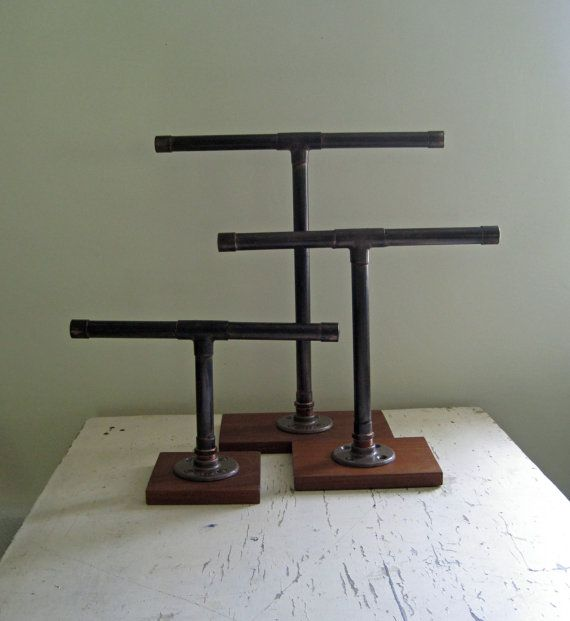 Industrial Jewelry Display Organizer Large by ThatOldBlueHouse2, $68.00