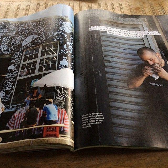 Woolworths TASTE Magazine Feature