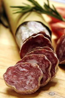 Salame nobile del Giarolo - FoodInItaly