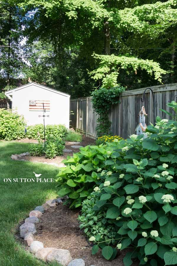 How to Maintain a Garden Rock Border | On Sutton Place