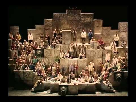 Nabucco - Hebrew Slaves Chorus - YouTube