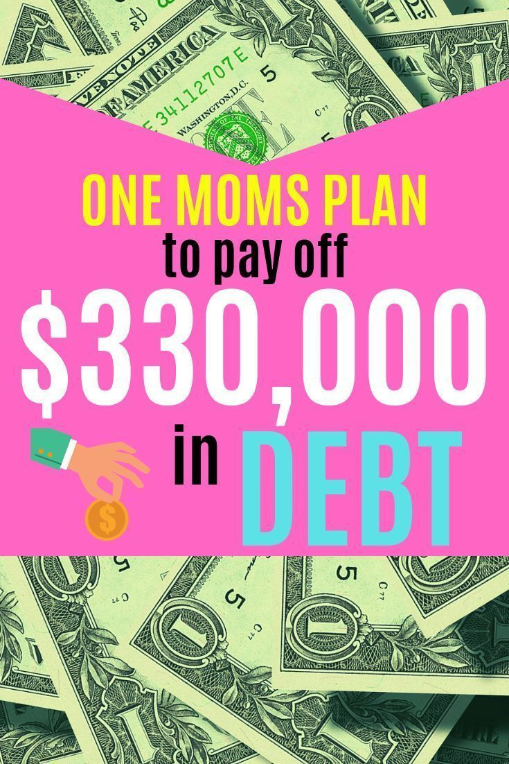 One Mom S Plan To Pay Off Significant Debt Quickly Student Loans Debt Relief Programs Paying Off Student Loans