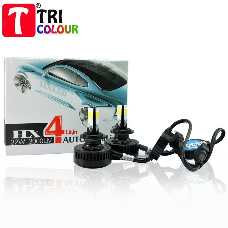 high power cree LED bulbs car fog DRL led headlight kit #LN36