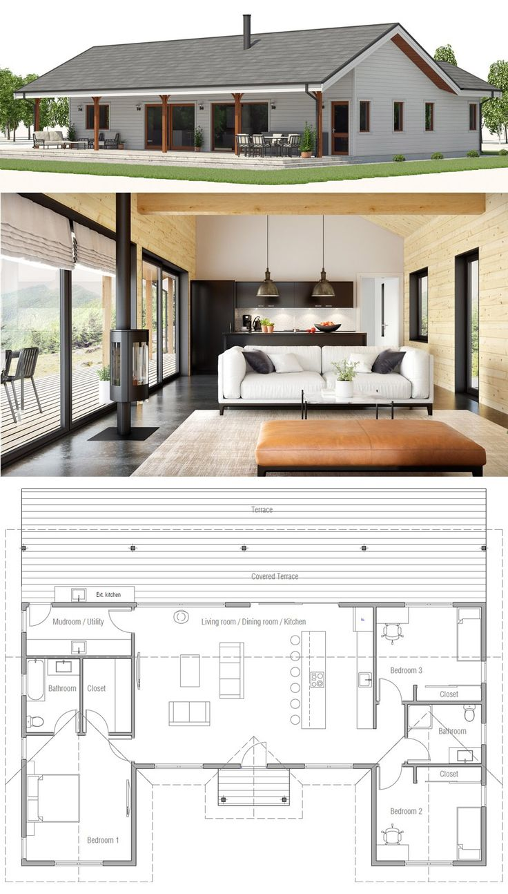 Hausplan, Architektur, Hausplan, #grundriss #haus …