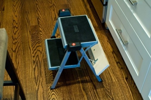 Step Stool In Toe Kick Mona S New Kitchen Pinterest