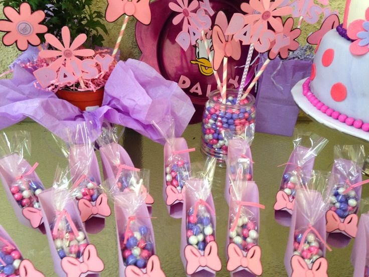 daisy duck baby shower decorations - Google Search