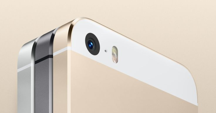 Apple Announces The iPhone 5S - It May Become The Most Popular Smartphone Camera Ever
