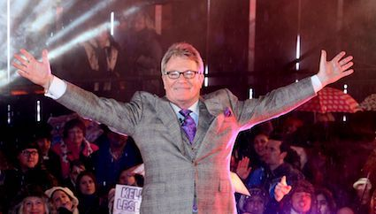 Jim Davidson winning Celebrity Big Brother was first sign of rise in neo-fascism, say experts