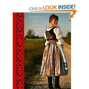 a book on Texas-Czech towns