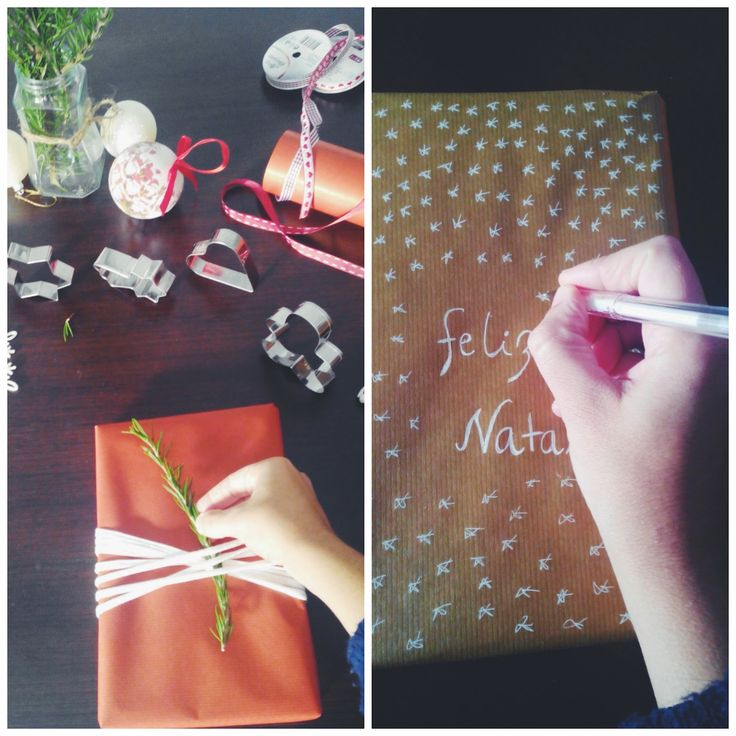 DIY - Wrap with love!
