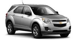 2012 Chevrolet Equinox ranks 1 out of 20 Affordable Compact SUVs.  high fuel economy ratings, plenty of passenger space, fuel-efficient models, comfortable rear seats that slide forward and back. long powertrain warranty,  outstanding safety scores, great interior space.