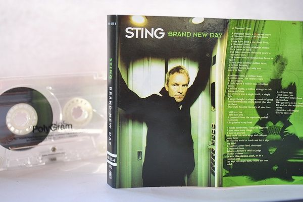 Sting -- Brand New Day