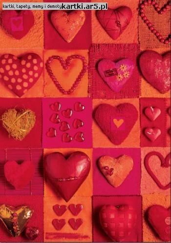 Handsome Hearts kompozycja i fotografia Andrea Tilk