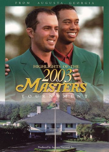 PGA: Highlights of the 2003 Masters Tournament [DVD] [2003]