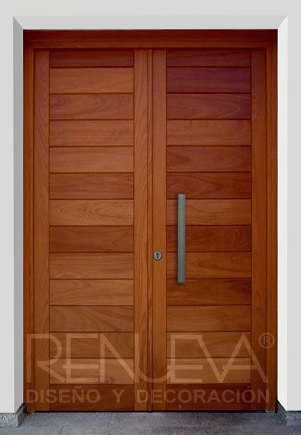 17 best images about puertas entrada on pinterest front for Puertas para exteriores