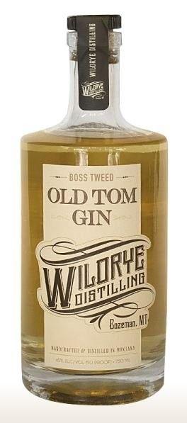 Wildrye Distilling - Boss Tweed Old Tom Gin <span>(750ml)</span> <span>(750ml)</span>