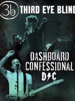 Third Eye Blind & Dashboard Confessional Are Touring Together, Commence Freak-Out #refinery29