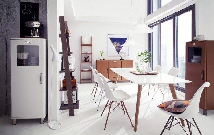 Poutavý design programu Malibu mluvísám za sebe. Zakulacené rohyvytváří dojem moderního a zároveň retro nábytku, který nepůsobí...