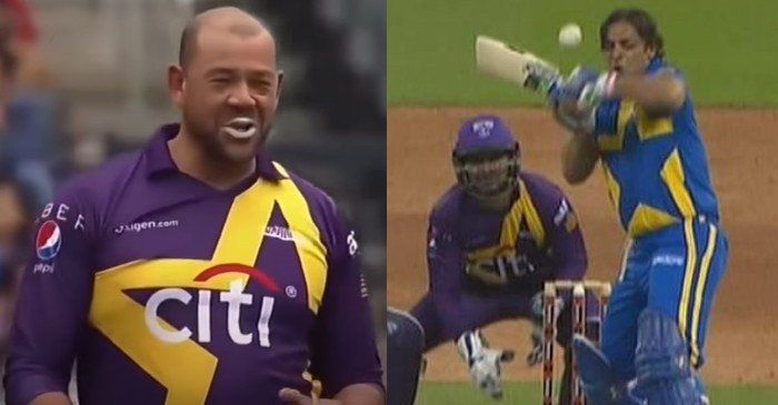 When Shoaib Akhtar Received A Counterstroke By Andrew Symonds In 2020 How To Run Longer Shane Warne The Incredibles