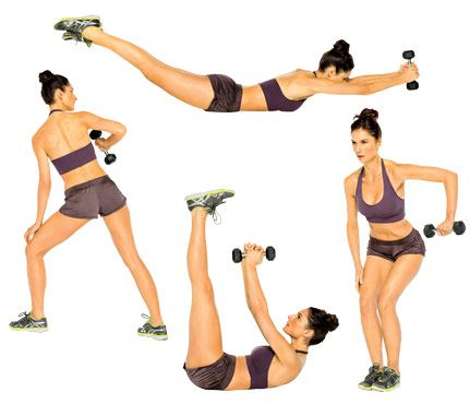 Build a Sexier Backside in Seven Moves - To truly change the shape of your body, seven often-ignored muscle groups need your attention. These seven moves work together to build up a sexier posterior chain.