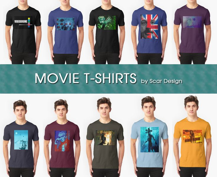 Movie T-Shirts by Scar Design. Save on Men's Classic, Triblend, Graphic. Women's Fitted V, Relaxed, Scoop. Use  code: SOMANYTEES  #movietshirts #movies #tshirts #cooltshirts #mensfashion #menstshirts #buymovietshirts #buycooltshirts #cooltshirts #discount #sales #save #redbubble #bestmovies #giftsforhim #cinema #cinephilegifts #gifts #onlineshopping #style